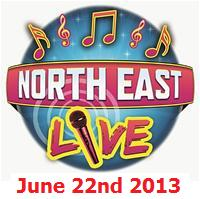 north east live @ stadium of light 22 june 2013