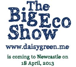 big eco show newcastle 2013