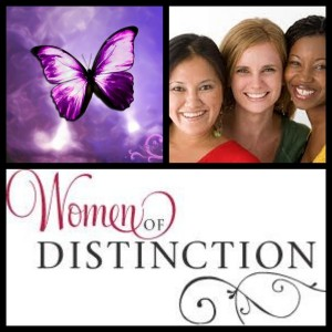 Women of Distinction Networking Events, teeside