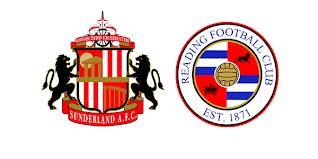Reading v Sunderland