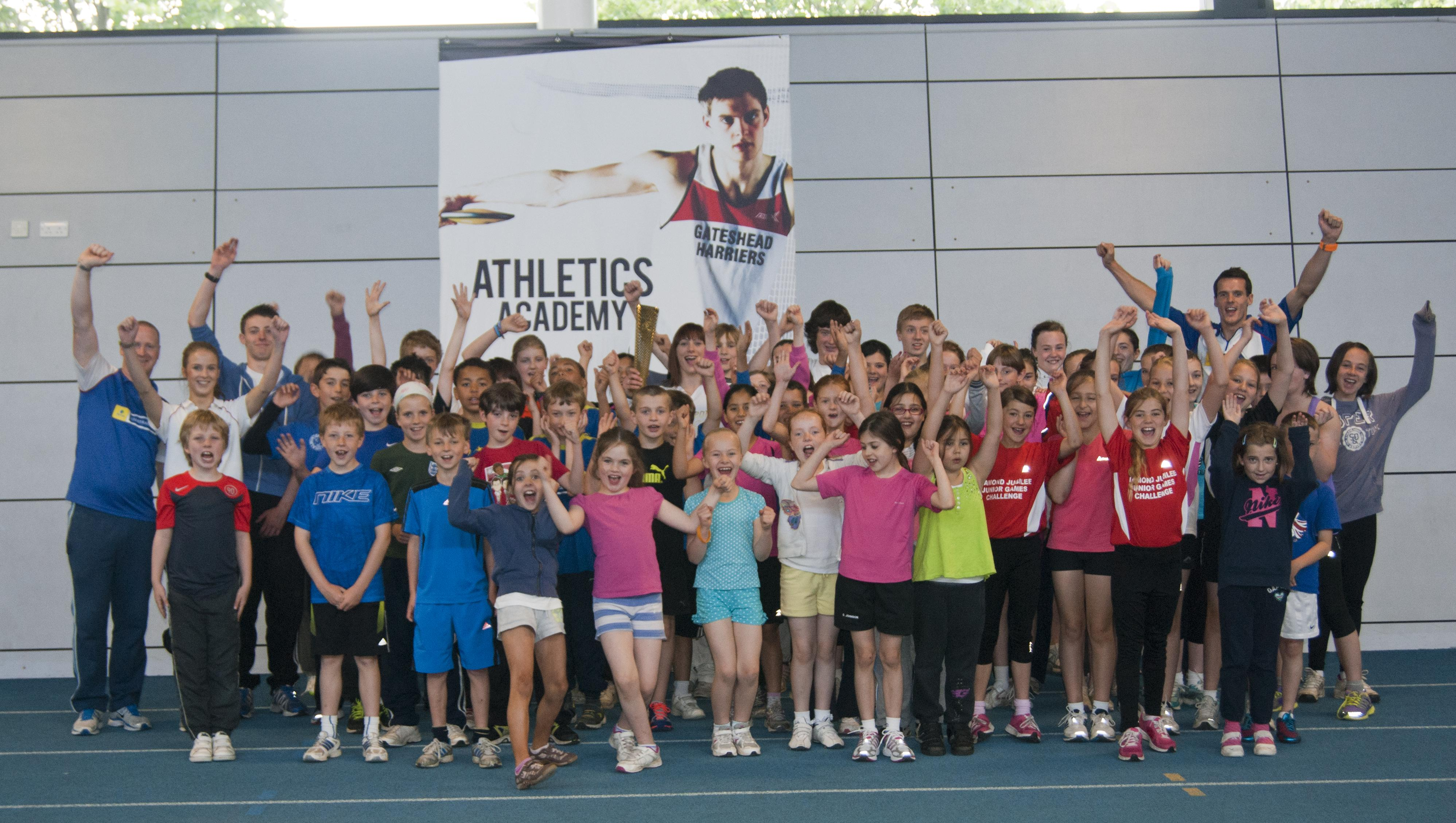 athletics north east