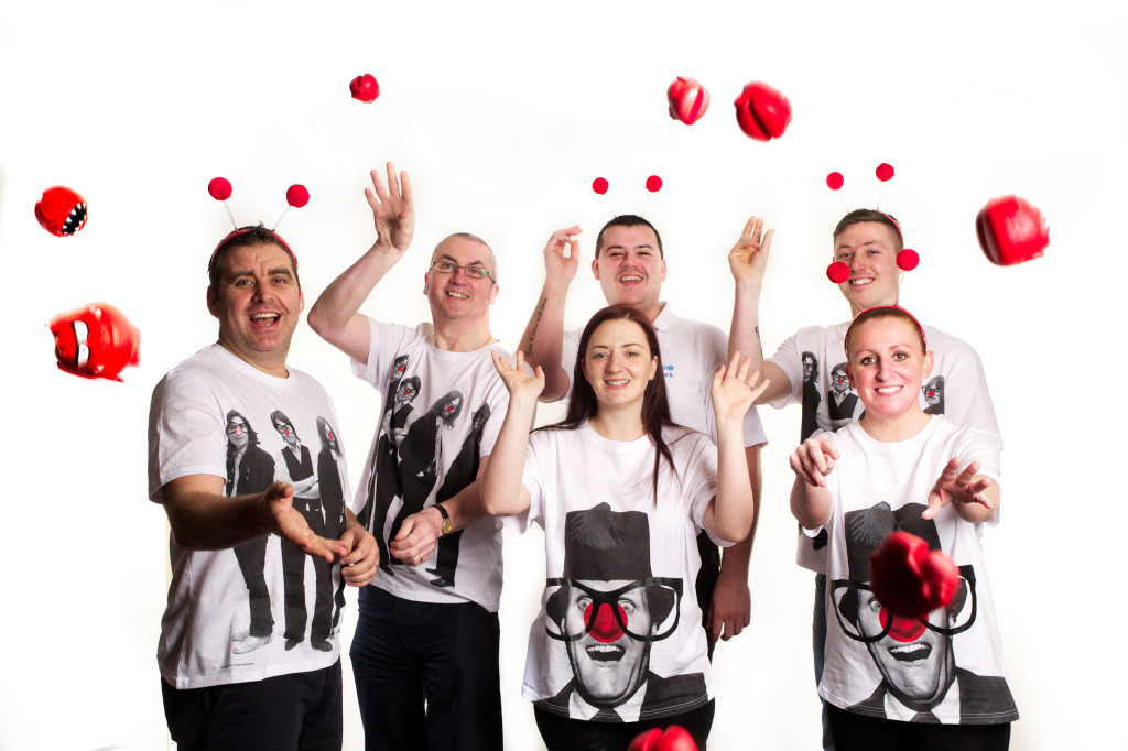 Spark eCommerce Group comic relief