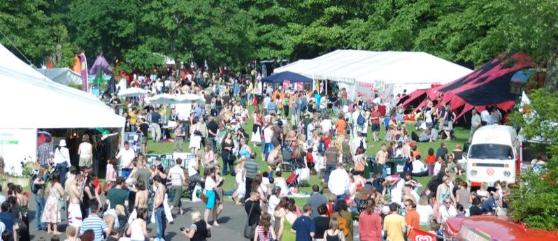 newcastle green festival