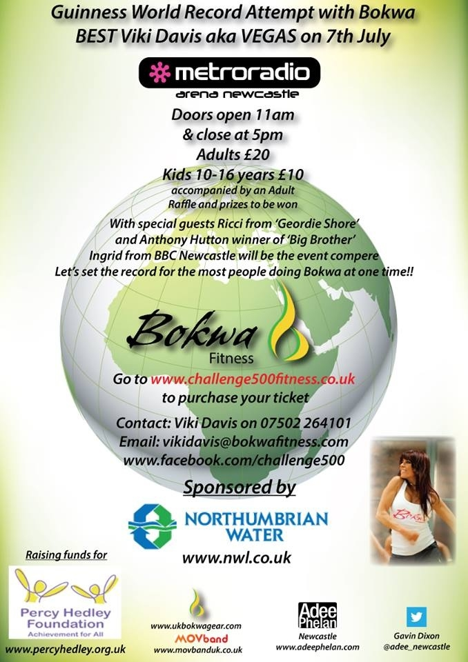 newcastle bokwa event