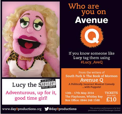 avenue-q-whitley-bay