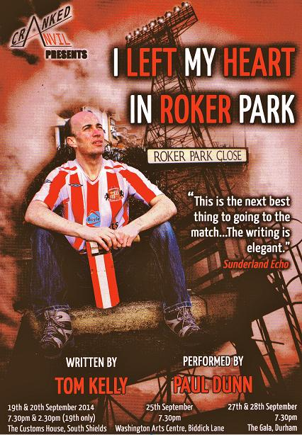i left my heart in roker park paul dunn