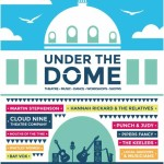 whitley bay Under The Dome Festival 18-27 july 2014