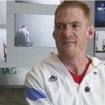 100 percent stephen miller paralympian exhibition gateshead