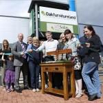 gateshead autism group oak furniture land