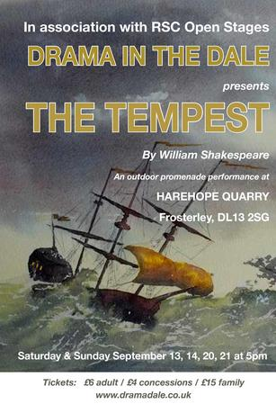 Drama in the dale the tempest