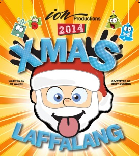 christmas laffalang 2014 south-shields