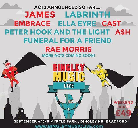 bingley-music-festival-2015-lineup
