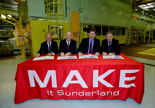 Sunderland International Manufacturing Park