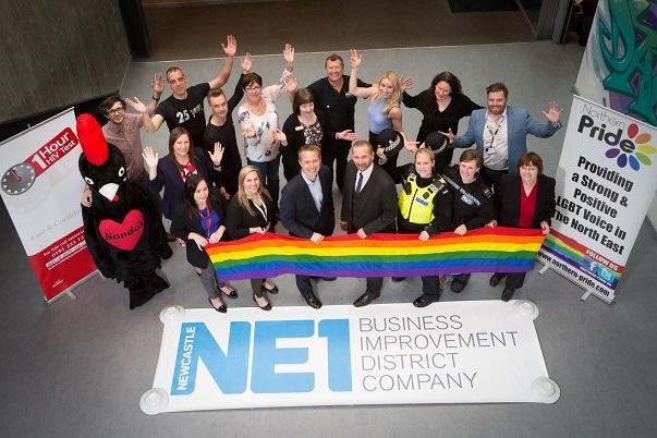 newcastle pride sponsors