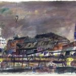 richard-hobson-after-closure-tyne-dock-engineering-watercolour